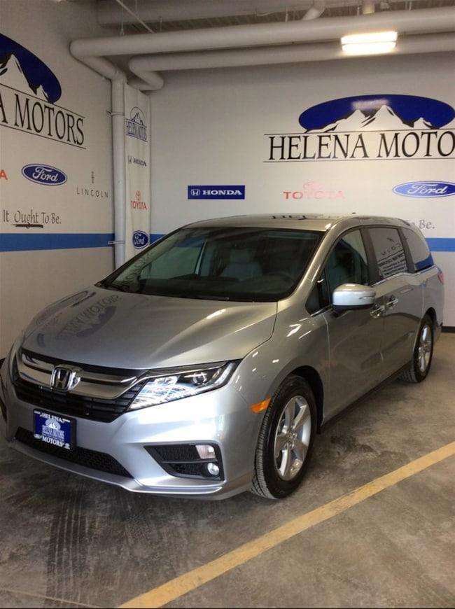 New 2019 Honda Odyssey EX-L Van For Sale Helena