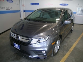 New Honda 2019 Honda Odyssey EX-L Van 5FNRL6H7XKB006069 Helena, MT