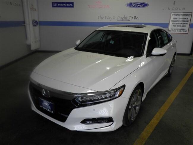 New 2018 Honda Accord Touring 2.0T Sedan For Sale Helena