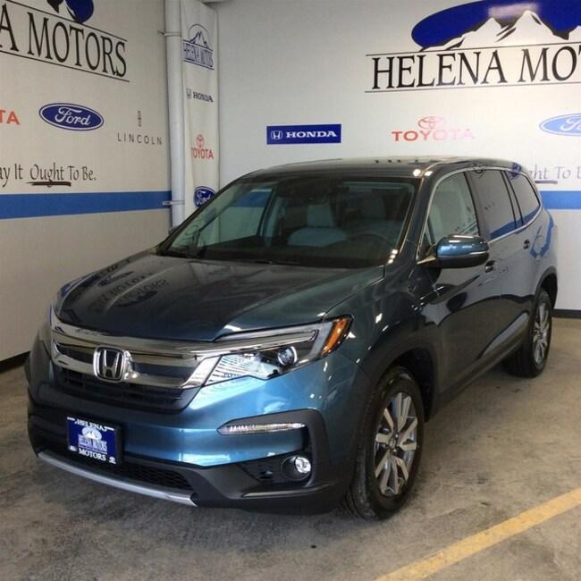 New 2019 Honda Pilot EX-L w/Navi & RES SUV For Sale Helena