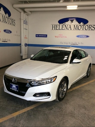 New Honda 2019 Honda Accord EX-L 2.0T Sedan 1HGCV2F50KA017070 Helena, MT