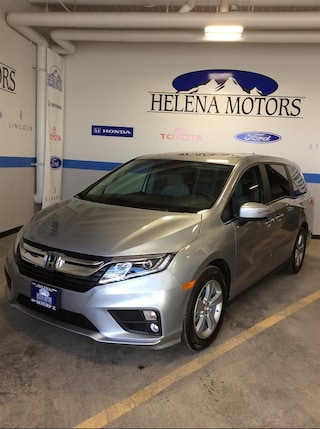 New Honda 2019 Honda Odyssey EX-L Van 5FNRL6H72KB082319 Helena, MT