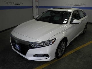 New Honda 2018 Honda Accord EX Sedan 1HGCV1F42JA257480 Helena, MT