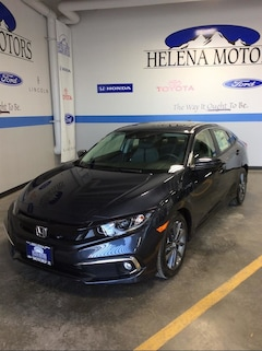 New 2019 Honda Civic EX Sedan in Helena, MT