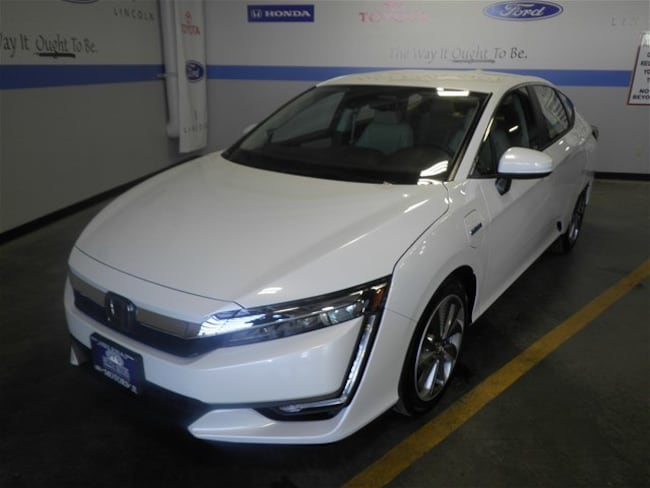 New 2018 Honda Clarity Plug-In Hybrid Touring Sedan For Sale Helena