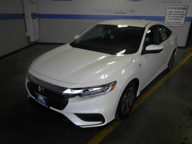 New 2019 Honda Insight EX Sedan For Sale Helena