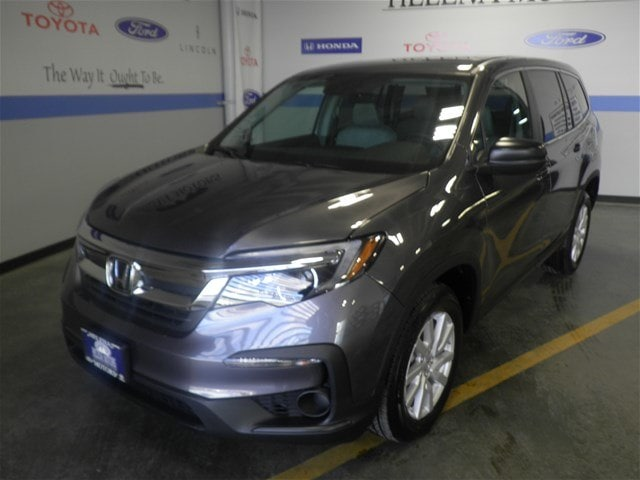 New 2019 Honda Pilot For Sale Lease Helena Mt Stock B30050