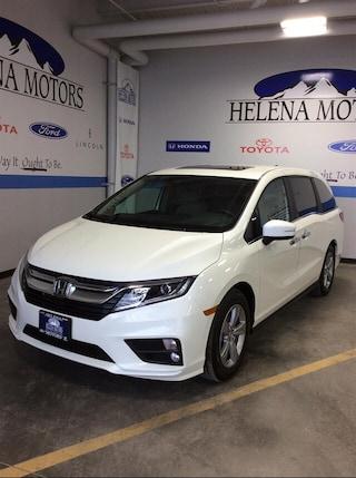 New Honda 2019 Honda Odyssey EX-L Van 5FNRL6H76KB101597 Helena, MT