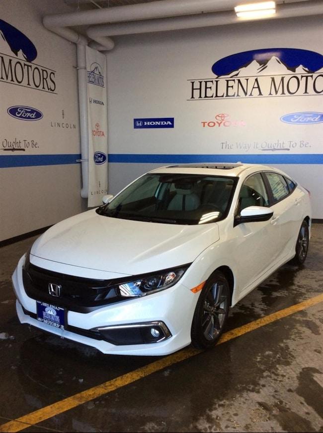 New 2019 Honda Civic EX-L Sedan For Sale Helena