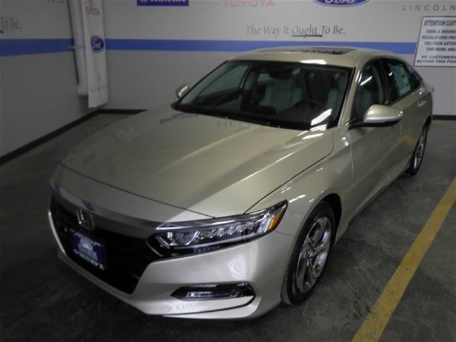 New 2018 Honda Accord EX-L Sedan For Sale Helena