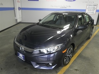 New Honda 2018 Honda Civic EX-T Sedan JHMFC1F30JX042703 Helena, MT