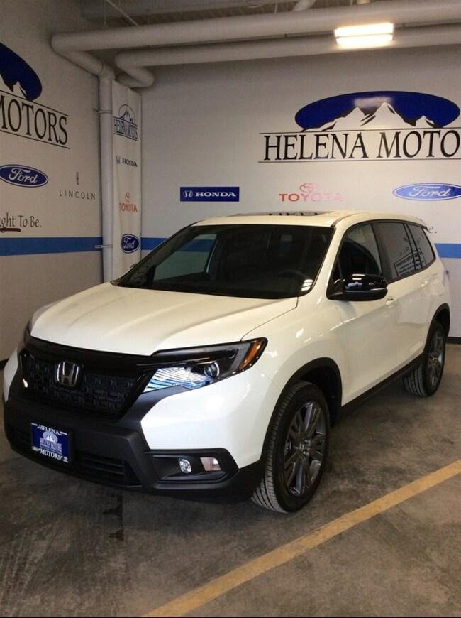 New 2019 Honda Passport EX-L SUV For Sale Helena