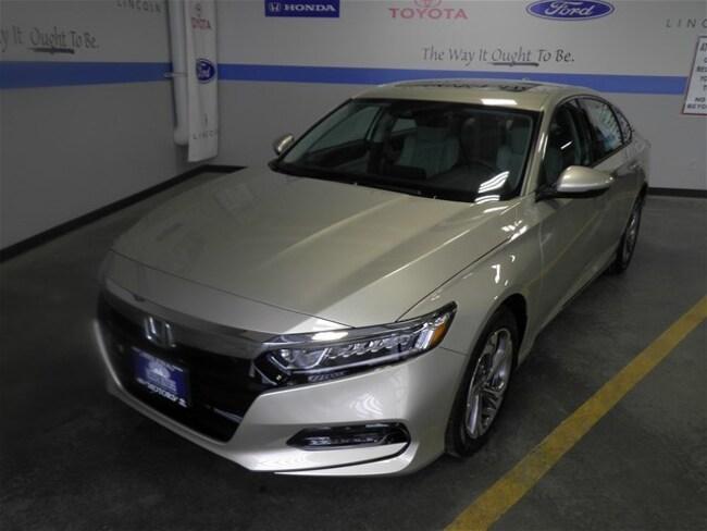 New 2018 Honda Accord EX-L Sedan For Sale Helena