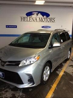 New 2019 Toyota Sienna LE 8 Passenger Van 5TDKZ3DC2KS001882 For Sale in Helena, MT
