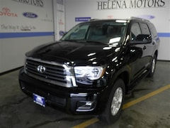 New 2019 Toyota Sequoia SR5 SUV 5TDBY5G18KS166621 For Sale in Helena, MT