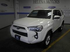 Certified Pre-Owned 2018 Toyota 4Runner SR5 Premium SUV JTEBU5JR1J5558592 For sale in Helena, MT