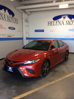 New 2019 Toyota Camry SE Sedan 4T1B11HK0KU263002 For Sale in Helena, MT