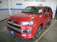 Certified Pre-Owned 2018 Toyota 4Runner Limited SUV JTEBU5JR2J5545785 For sale in Helena, MT