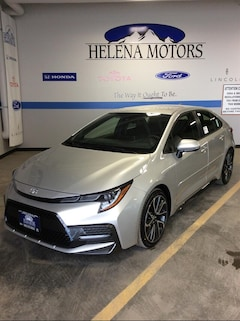 New 2020 Toyota Corolla SE Sedan JTDS4RCE8LJ002103 For Sale in Helena, MT