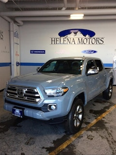 New 2019 Toyota Tacoma Limited V6 Truck Double Cab 3TMGZ5AN2KM225872 For Sale in Helena, MT