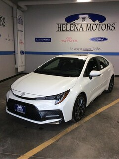 New 2020 Toyota Corolla SE Sedan JTDP4RCE1LJ010100 For Sale in Helena, MT