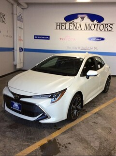 New 2019 Toyota Corolla Hatchback XSE Hatchback JTNK4RBE3K3036174 For Sale in Helena, MT