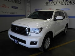 New 2019 Toyota Sequoia SR5 SUV 5TDBY5G16KS168030 For Sale in Helena, MT