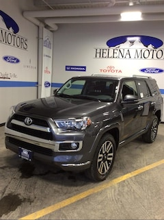 New 2019 Toyota 4Runner Limited SUV JTEBU5JRXK5669918 For Sale in Helena, MT