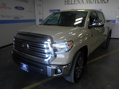 New 2019 Toyota Tundra Limited 5.7L V8 Truck CrewMax 5TFHY5F11KX784417 For Sale in Helena, MT