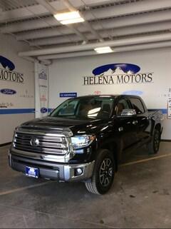 New 2019 Toyota Tundra 1794 5.7L V8 Truck CrewMax 5TFAY5F12KX850958 For Sale in Helena, MT