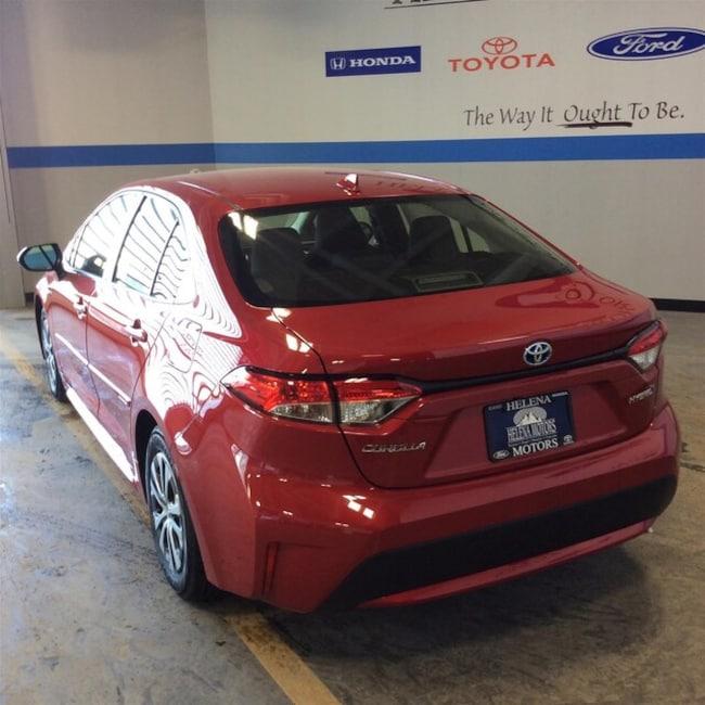 New 2020 Toyota Corolla Hybrid For Sale