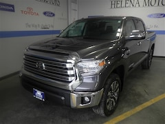New 2019 Toyota Tundra Limited 5.7L V8 Truck CrewMax 5TFHY5F10KX786224 For Sale in Helena, MT
