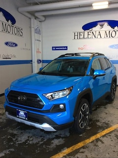 New 2019 Toyota RAV4 Adventure SUV 2T3J1RFVXKW021249 For Sale in Helena, MT
