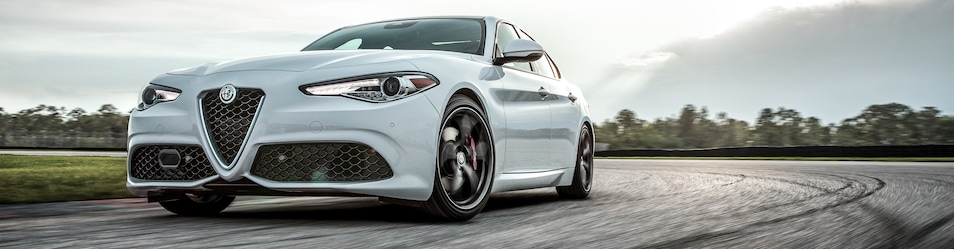 2019 Alfa Romeo Giulia White Houston TX