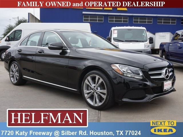 Used 2017 Mercedes-Benz C-Class C 300 For Sale in Houston Near Spring TX &  Katy TX   P22806