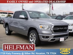 New 2019 Ram 1500 BIG HORN / LONE STAR CREW CAB 4X2 5'7 BOX Crew Cab 1C6RREFT0KN705342 for Sale in Houston, TX at Helfman Dodge Chrysler Jeep Ram