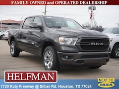 New 2019 Ram 1500 BIG HORN / LONE STAR CREW CAB 4X2 5'7 BOX Crew Cab 1C6RREFT3KN684969 for Sale in Houston, TX at Helfman Dodge Chrysler Jeep Ram
