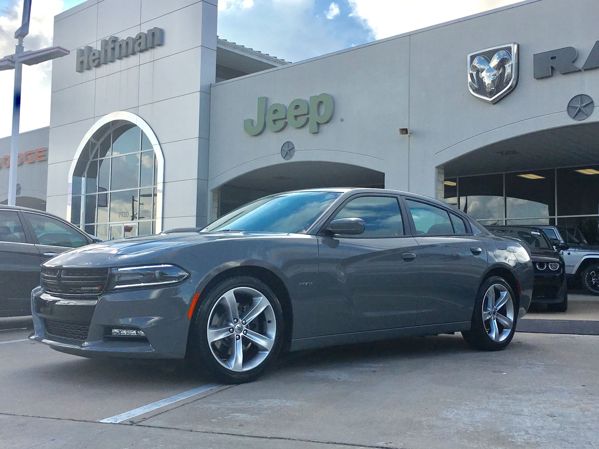Helfman Dodge Chrysler Jeep Ram | Houston Jeep Ram Dodge Dealer Near Spring  TX U0026 Katy TX