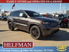 New 2019 Jeep Grand Cherokee ALTITUDE 4X2 Sport Utility 1C4RJEAG9KC614835 for Sale in Houston, TX at Helfman Dodge Chrysler Jeep Ram