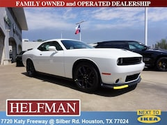 New 2019 Dodge Challenger GT Coupe 2C3CDZJG3KH596354 for Sale in Houston, TX at Helfman Dodge Chrysler Jeep Ram