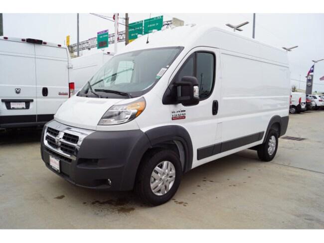 ... New 2018 Ram ProMaster 1500 CARGO VAN HIGH ROOF 136 WB Cargo Van for Sale in ...