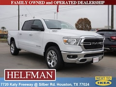 New 2019 Ram 1500 BIG HORN / LONE STAR CREW CAB 4X2 5'7 BOX Crew Cab 1C6RREFTXKN684970 for Sale in Houston, TX at Helfman Dodge Chrysler Jeep Ram