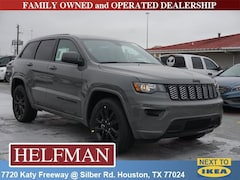 New 2019 Jeep Grand Cherokee ALTITUDE 4X2 Sport Utility 1C4RJEAG6KC614839 for Sale in Houston, TX at Helfman Dodge Chrysler Jeep Ram