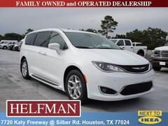 New 2019 Chrysler Pacifica TOURING PLUS Passenger Van 2C4RC1FGXKR526492 for Sale in Houston, TX at Helfman Dodge Chrysler Jeep Ram