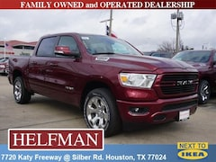 New 2019 Ram 1500 BIG HORN / LONE STAR CREW CAB 4X2 5'7 BOX Crew Cab 1C6RREFT4KN684964 for Sale in Houston, TX at Helfman Dodge Chrysler Jeep Ram