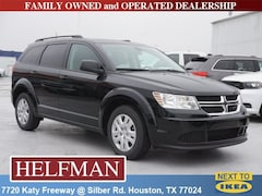 New 2018 Dodge Journey SE Sport Utility for Sale in Houston, TX at Helfman Dodge Chrysler Jeep Ram