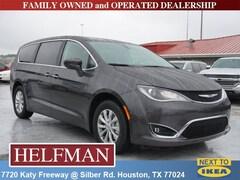 New 2019 Chrysler Pacifica TOURING PLUS Passenger Van 2C4RC1FGXKR569374 for Sale in Houston, TX at Helfman Dodge Chrysler Jeep Ram
