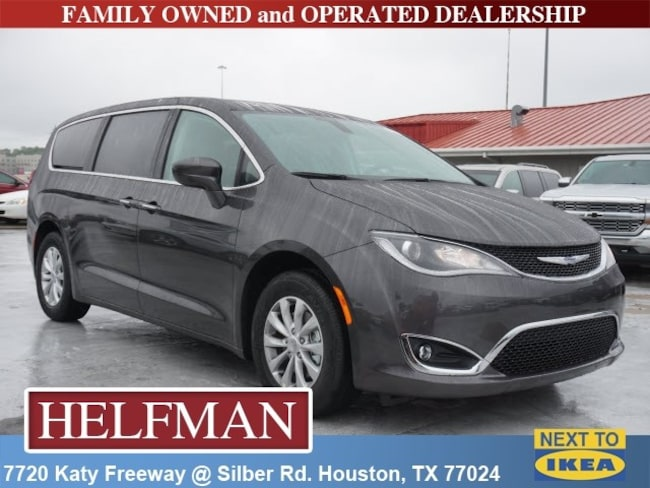 New 2019 Chrysler Pacifica TOURING PLUS Passenger Van for Sale in Houston, TX at Helfman Dodge Chrysler Jeep Ram