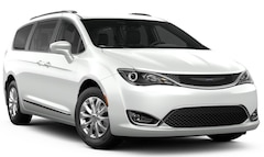 New 2019 Chrysler Pacifica TOURING L Passenger Van 2C4RC1BG8KR655627 for Sale in Houston, TX at Helfman Dodge Chrysler Jeep Ram