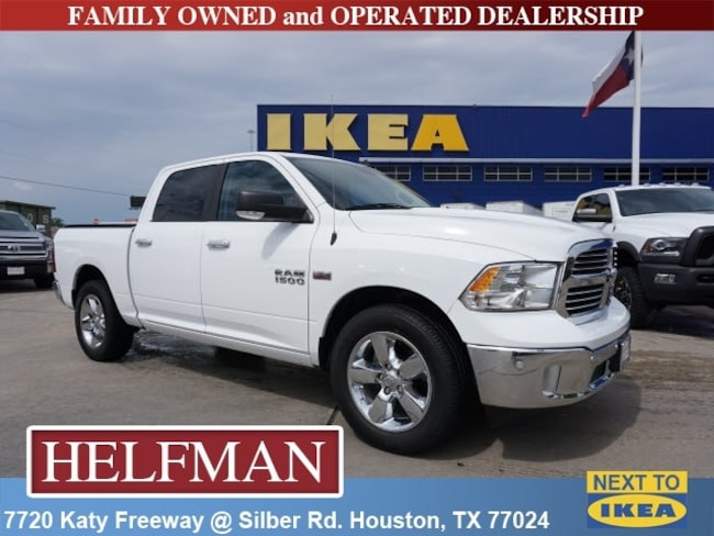 Used 2017 Ram 1500 Lone Star Truck Crew Cab for Sale in Houston, TX at Helfman Dodge Chrysler Jeep Ram